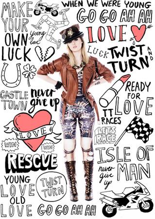 Poster - Twist & Turn Musical