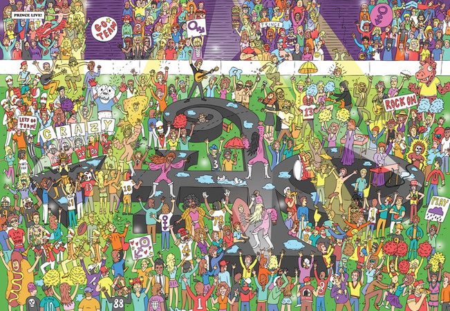 Where's Prince? Book - Smith Street Publishing
