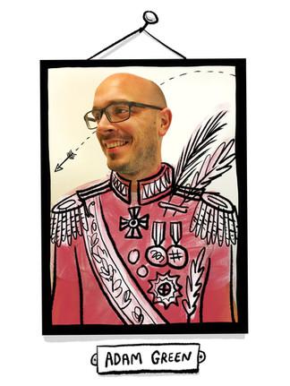 CEO Portrait - Consumer Hub
