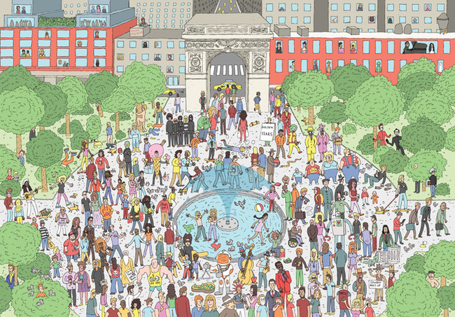 Where's Bowie? Book - Smith Street Publishing