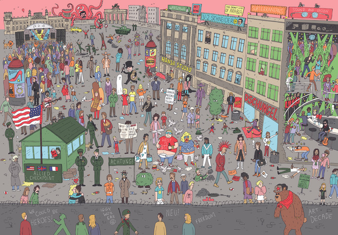 Where's Bowie - Smith Street Publishing