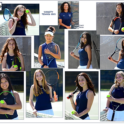 2021 WR GIRLS JV/VAR TENNIS