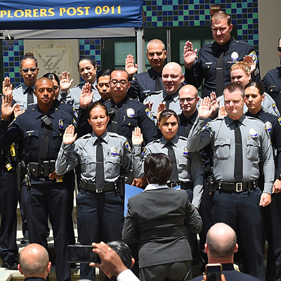 BHPD Recognition Ceremony