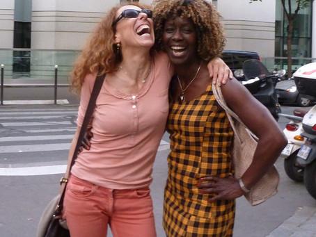 PARIS & GREAT FRIENDS