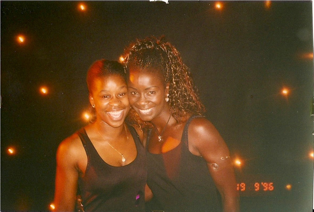 1996 - Liana & Zeeteah.jpg