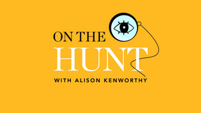 Alison Kenworthy is 'On the Hunt' in New York City