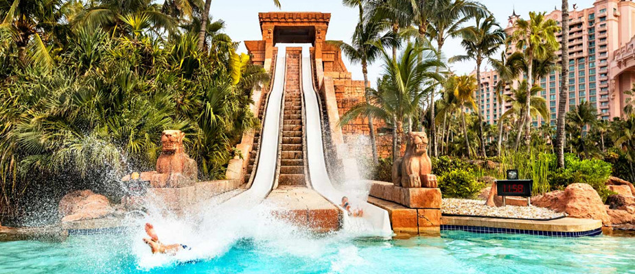 Out of Office: Behind the Scenes at Atlantis Paradise Island, Bahamas
