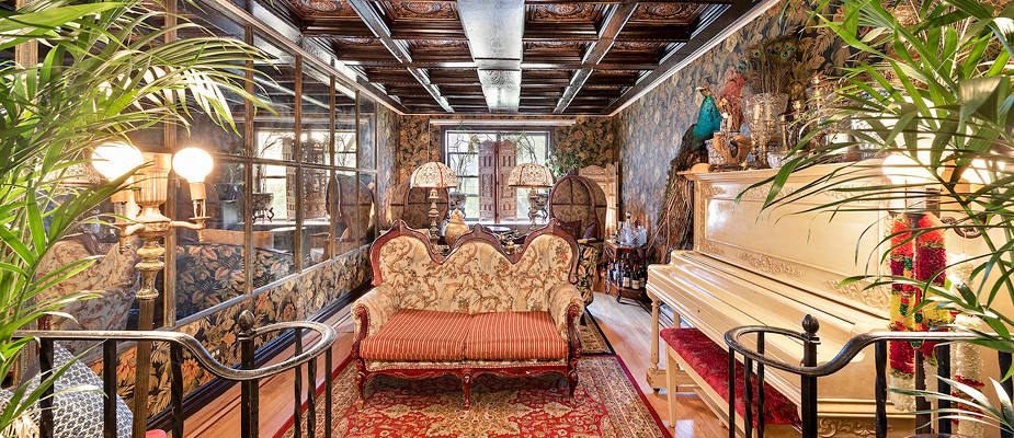 $60,000 Bronx, New York home converted into a $325,000 Victorian palace!