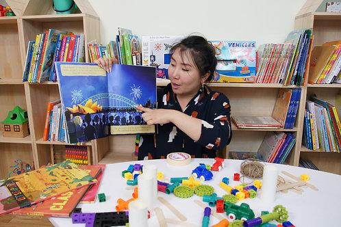 Storytelling (Age 2-4)