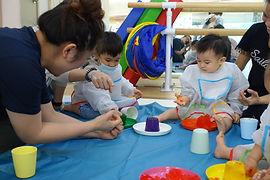 Playgroup Babyhood