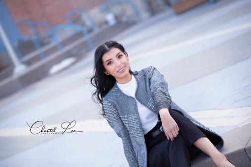 Natalie CU Denver Senior