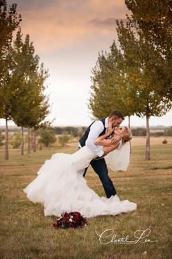 Mr and Mrs Ormiston