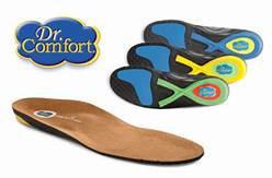 Custom Orthotics by Dr. Comfort