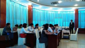 """CPTI tổ chức thành công 02 khóa học """"Kinh doanh dầu thô và các vấn đề cung ứng, quản lý"""" và """"Kinh tế"""