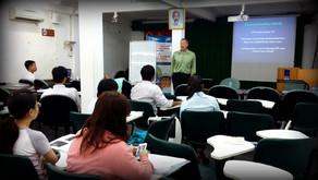 CPTI tổ chức thành công 02 khóa đào tạo về Địa hóa