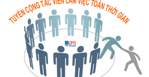 Thông báo tuyển nhân viên tại TP. Hồ Chí Minh