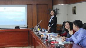 Chúc mừng Nghiên cứu sinh Phạm Bảo Ngọc bảo vệ thành công Luận án tiến sĩ cấp Viện