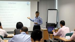 """CPTI tổ chức 02 khóa đào tạo về """"Phân tích PVT vỉa khí condensate"""" và """"Minh giải đặc điểm tầng chứa"""