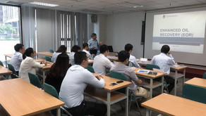 """Khóa học """"Nâng cao hệ số thu hồi dầu"""" (24 - 27/8/2018, Hà Nội)"""