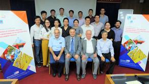 "Khóa học ""Method of dynamic analysis of oil and gas field development process"""