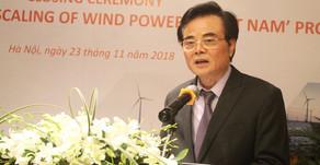 """Tổng kết dự án """"Hỗ trợ mở rộng quy mô điện gió tại Việt Nam"""""""