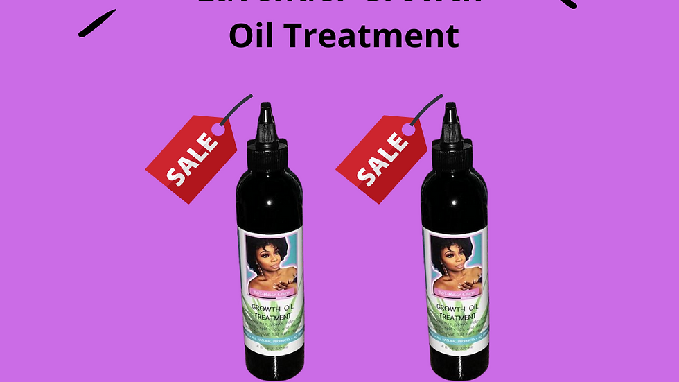 Buy 1 get 1 FREE. Growth Oil Treatment