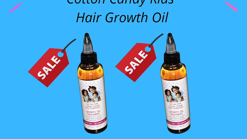 Buy 1 get 1 FREE. Cotton Candy Kids Oil