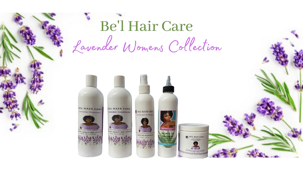 Lavender Women's Complete Collection- Save $10