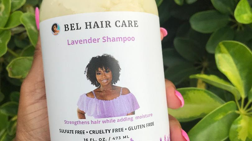 Women's Lavender Shampoo Collection