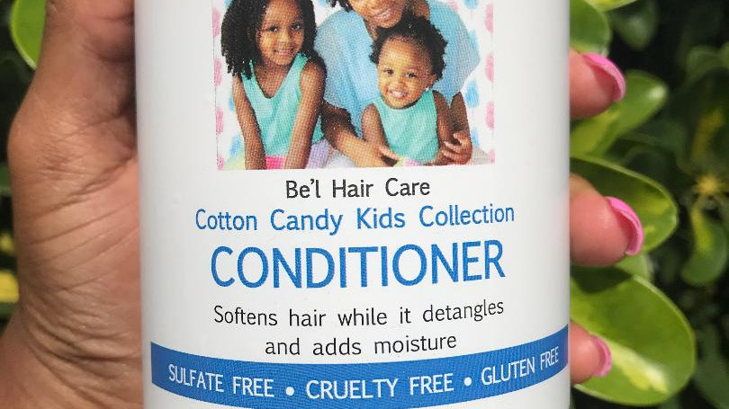 Cotton Candy Conditioner Kids Collection (16 oz)