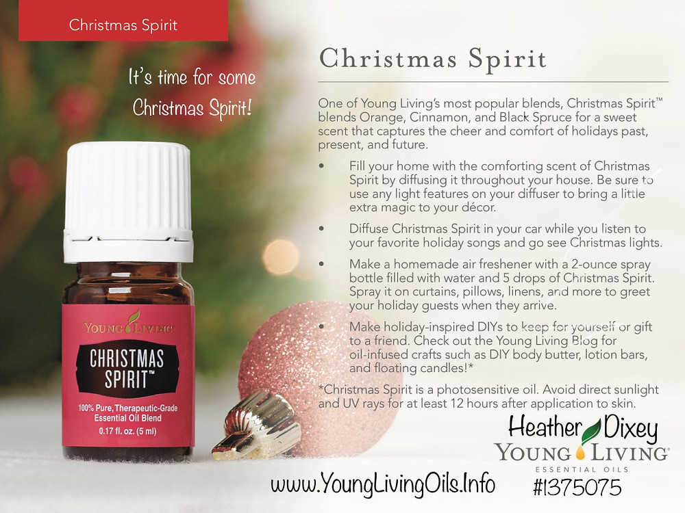 Young Living Christmas Spirit