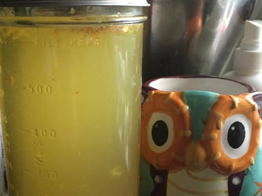Anti Inflammatory Lemonade