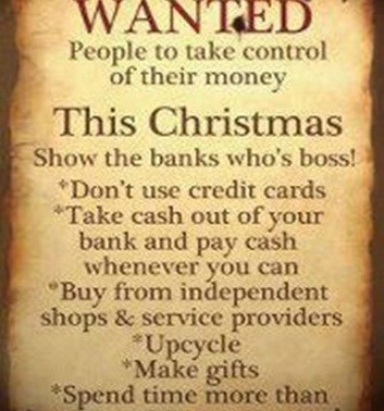 This Christmas Take Control of your Money