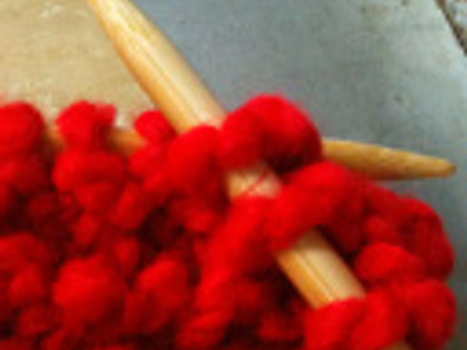 Knitting Classes and Storytime at Alyssa's Antique Depot