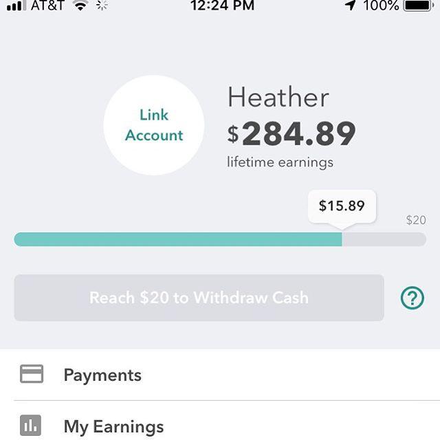 Ibotta Cash Back Savings Rebate App