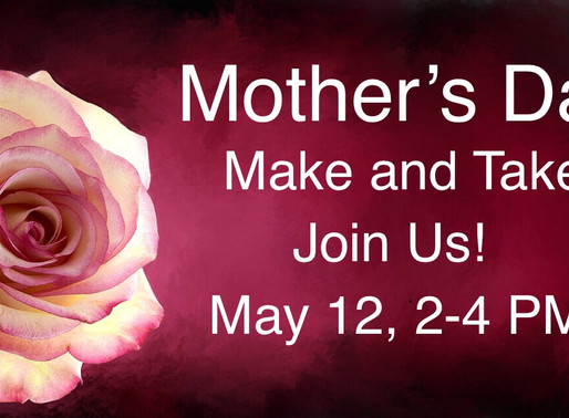 Mother's Day Young Living Make and Take, NW Florida