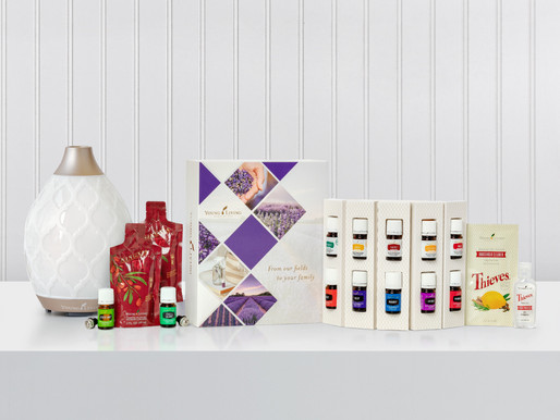 Introducing new Premium Starter Kits in the U.S.!