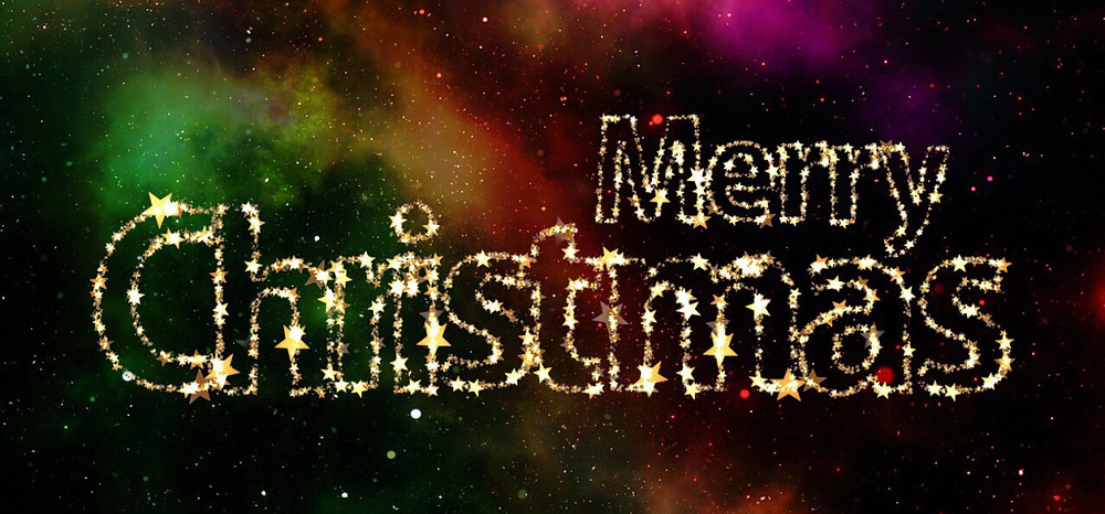 DixeyLand Merry Christmas, Grateful, Blessings