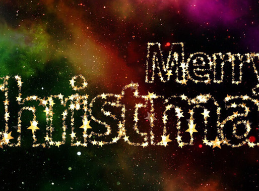 Merry Christmas, 5 Blessings, 5 Things I'm Grateful for…