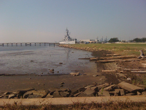 U.S.S. Alabama Battle Ship, Mobile Bay, AL