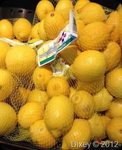 Dandy, California, Lemons, Wal-Mart