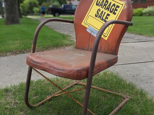Garage Sale DixeyLand March 23, 24, 25