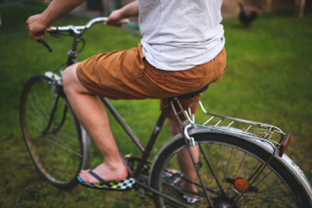 Bicycle, balance