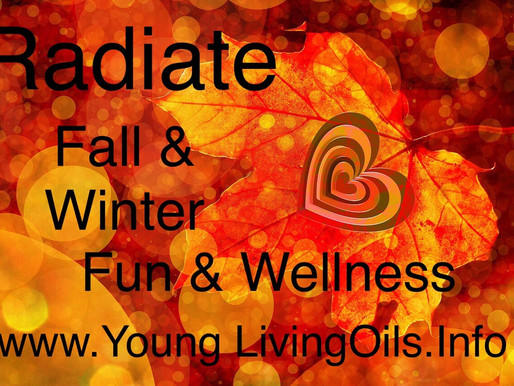 Fall, Winter, Fun, Wellness, Young Living, Oct. 13