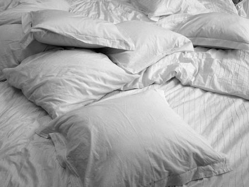 Choosing a pillow ~ Dreamy!