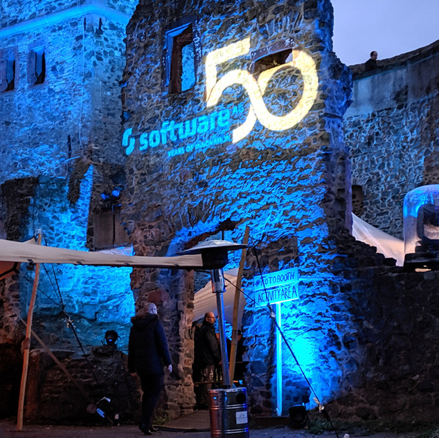 Software AG 50 Years Bold