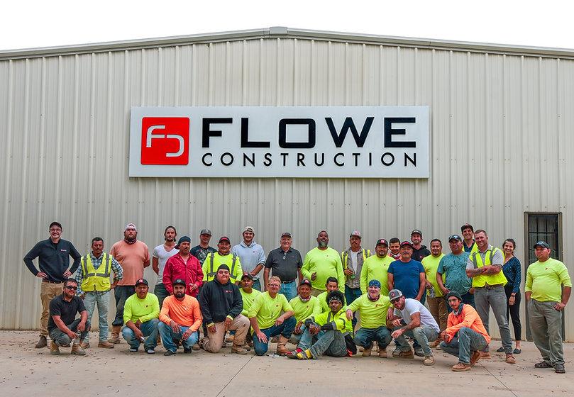 2 MO Flowe Team Employee Group Photo - 1