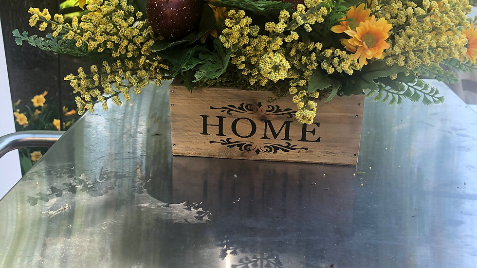 WELCOME HOME-LARGE