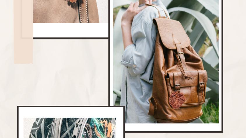 Macramé Bag Charm