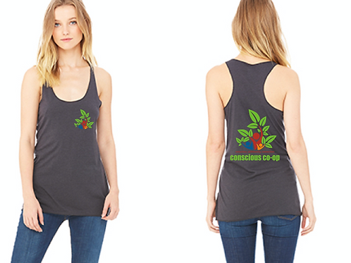 Conscious Co-op Ladies Tank